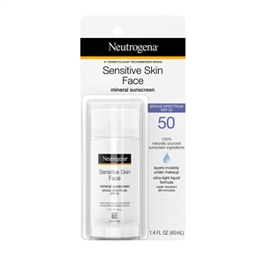 Neutrogena Liquid Daily Sunblock Spf 50 - 4.2 fl.oz.