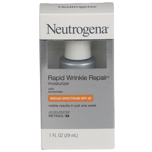 Neutrogena Wrinkle Repair Moisturizer Spf 30 - 1 fl.oz.