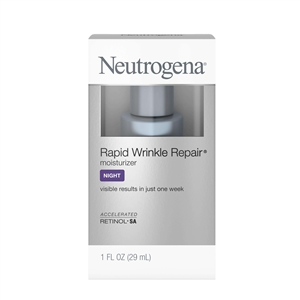Neutrogena Wrinkle Repair Night Moisturizer - 1 fl.oz.