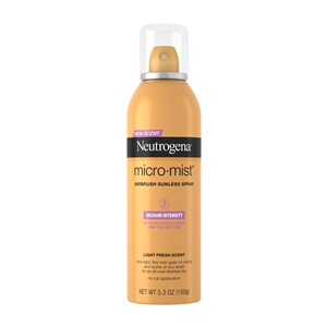 Neutrogena Sunless Medium Tint Tanning Spray - 5.3 oz.
