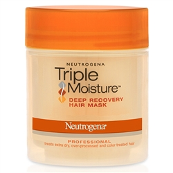 Neutrogena Moisture Deep Recovery Hair Mask - 6 oz.