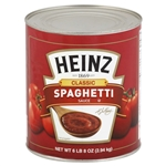 Reduced Sodium Spaghetti Sauce - 104 oz.
