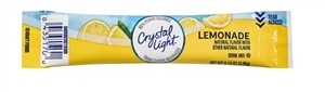 Crystal Light On The Go Lemonade Beverage - 0.14 oz.