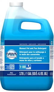 Dawn Cleaner Closed Loop Pot and Pan Detergent - 1 Gallon