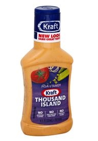 Thousand Island Anything Dressing - 8 fl.oz.