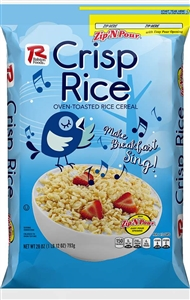 Crispy Rice Cereal - 28 oz.