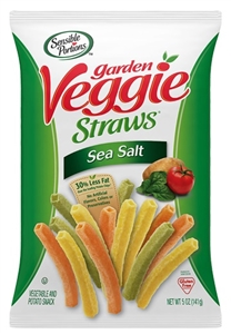 Garden Vegetable Straw Sea Salt - 5 oz.