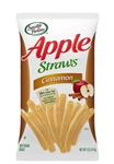 Apple Cinnamon Straws - 1 oz.