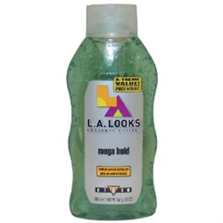 La Looks Mega Hold Level 8 Styling Gel - 20 oz.