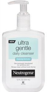 Neutrogena Ultra Gentle Daily Cleanser - 12 Fl. Oz.