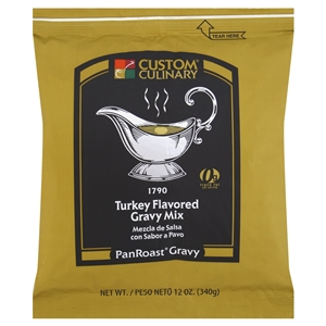 Panroast Turkey Flavored Gravy Mix - 12 oz.