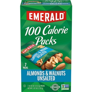 Natural Walnut and Almond 100 Calorie Pack - 0.56 Oz.