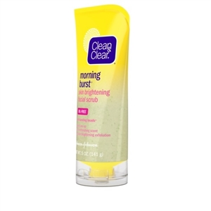 Clean and Clear Morning Burst Bright Facial Scrub - 5 oz.