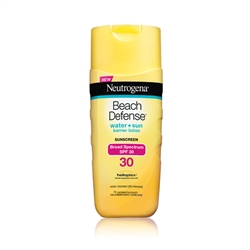Neutrogena Beach Defense Broad Spectrum SPF 30 Sunscreen Lotion - 6.7 Fl.oz.