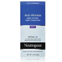 Neutrogena Deep Wrinkle Night Cream - 1.4 Oz.