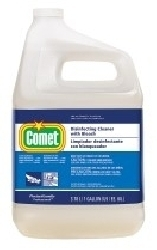 Comet Cleaner With Bleach Refill With Spray Bottle - 1 Gallon
