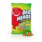 Airheads Xtremes Bites-Rainbow Berry-6 oz. Peg Bag