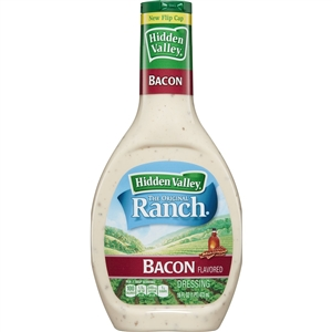 Hidden Valley Original Dressing Ranch With Bacon - 16 Oz.