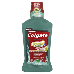 Total Mouthwash Spearmint - 16.9 Fl. Oz.