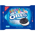 Nabisco Oreo Cookies Birthday Cake - 15.25 Oz.