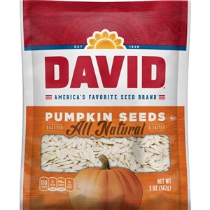 David Pumpkin Sunflower Seeds - 5 Oz.