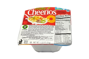 Fruity Cheerios Cereal Bowl Pak - 1.12 Oz.