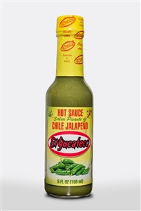 El Yucateco Green Jalapeno Sauce - 5 Oz.