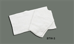 Cotton Bar Towel White - 16 in. x 19 in.