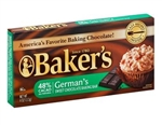 Bakers German Baking Chocolate - 4 oz.