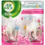 Air Wick Scented Oil Magnolia and Cherry Blossom - 1.34 Fl. Oz.