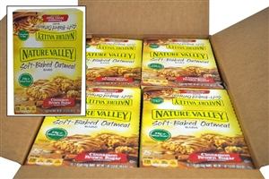 Nature Valley Snack Bars Oatmeal Cinnamon Brown Sugar - 28.05 Oz.