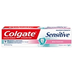 Colgate Sensitive Plus Whitening Toothpaste - 6 Oz.