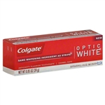 Colgate Optic White Trial Toothpaste - 0.85 Oz.