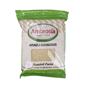 Toasted Israeli Cous Cous - 5 Lb.