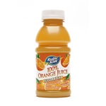 Ruby Kist Single Serve 100 Percent Orange Juice - 10 Fl.oz.