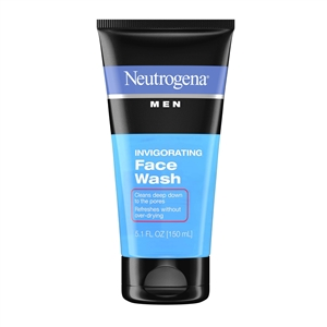 Mens Invigorating Face Wash - 5.1 Fl. Oz.