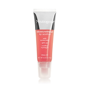 Neutrogena Moisture Lip Soother Shine - 0.35 Oz.