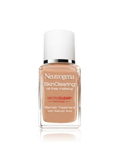 SkinClearing Liquid Makeup Natural Tan - 1 Fl. Oz. Case of 36