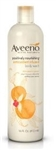 Aveeno Positively Nourishing Body Wash - 16 fl.oz.