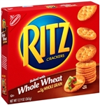 Ritz Cracker Whole Wheat - 12.9 Oz.