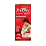 Tylenol Infant Oral Suspension Cherry - 2 Fl. Oz.