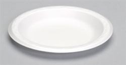 Celebrity White Plate - 6 in.