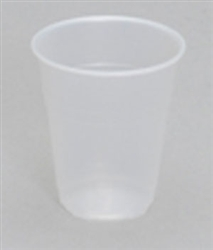 Translucent Cups - 3 Oz.