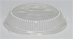 Clear Dome Plastic Plate Lid - 8.88 in.