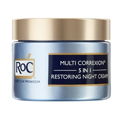 Roc Multi Correxion 5-In-1 Restoring Night Cream - 1.7 Oz.
