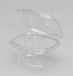 Clear Hinged Deli Container - 6 oz.