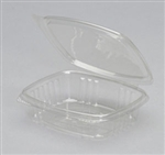 Hinged Deli Container Clear - 8 Oz.