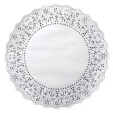Normandy Lace Doily - 12 in.