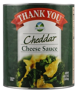 Thank You Aged Cheddar Cheese Sauce