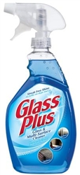 Glass Plus Multi Surface and Glass Cleaner - 32 fl.oz.